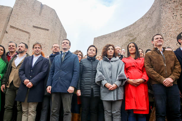 Aguado exige elecciones porque a Sánchez le da igual España y sólo le interesa estar 15 minutos más en Moncloa