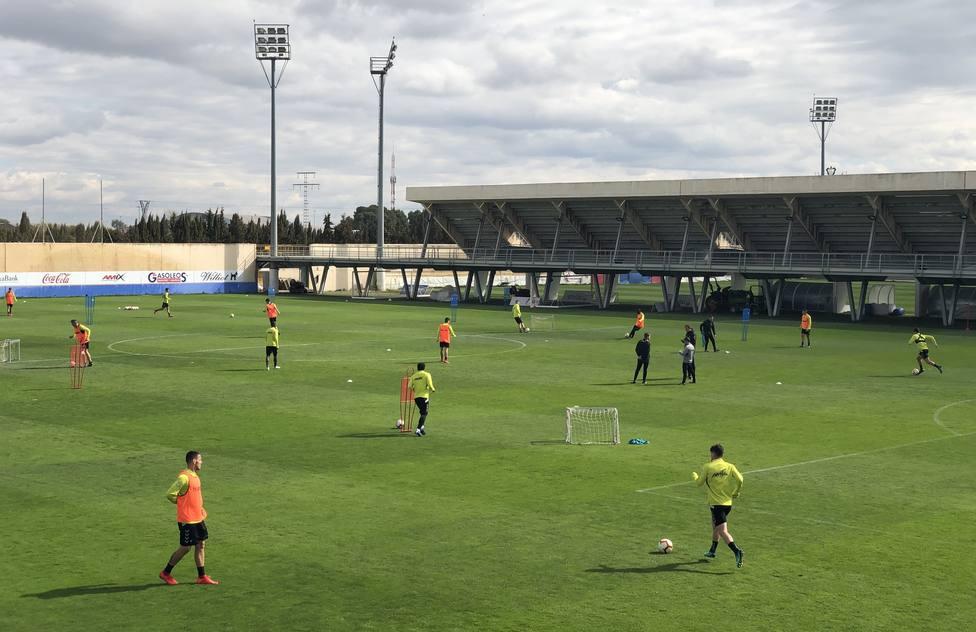 Entrenamiento Albacete BP