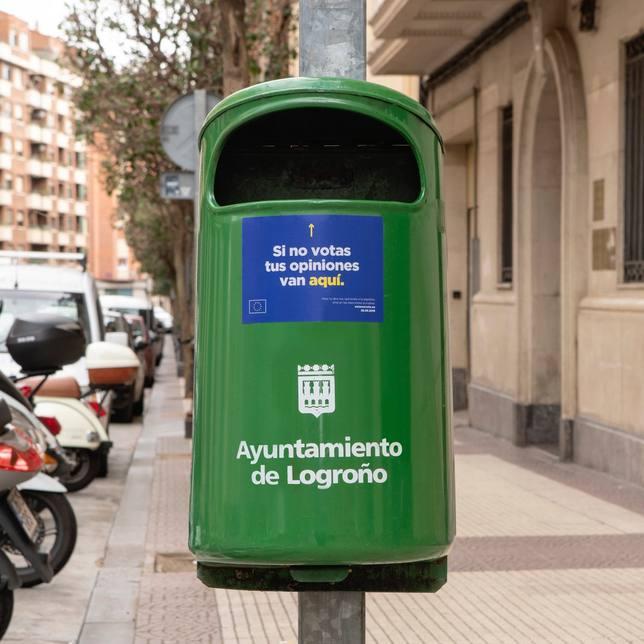 Evitar la abstención llamada del miedo en La Rioja