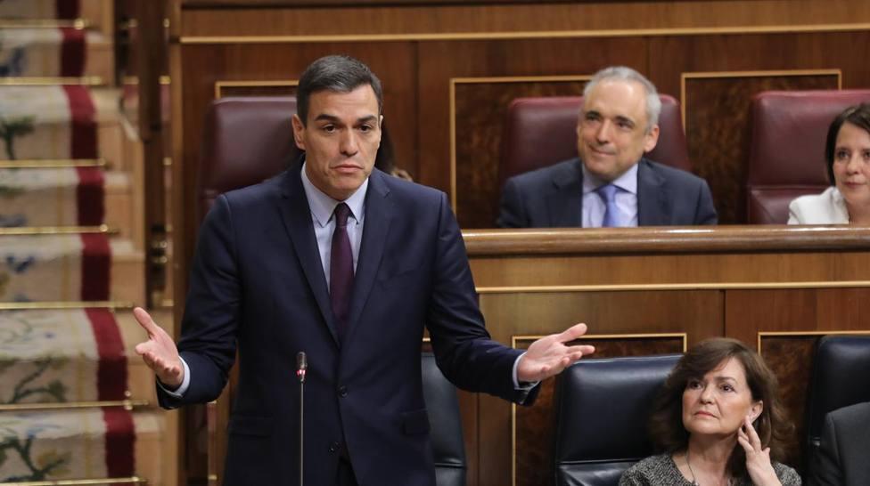 Pedro Sánchez. Foto ABC