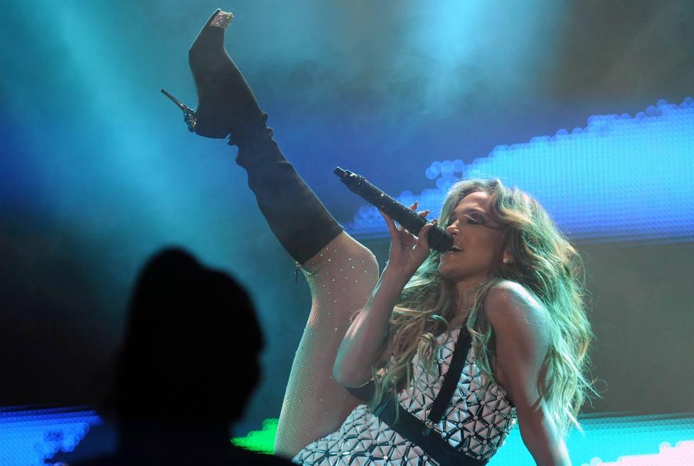 Jennifer López regresa a España con un concierto 7 años después