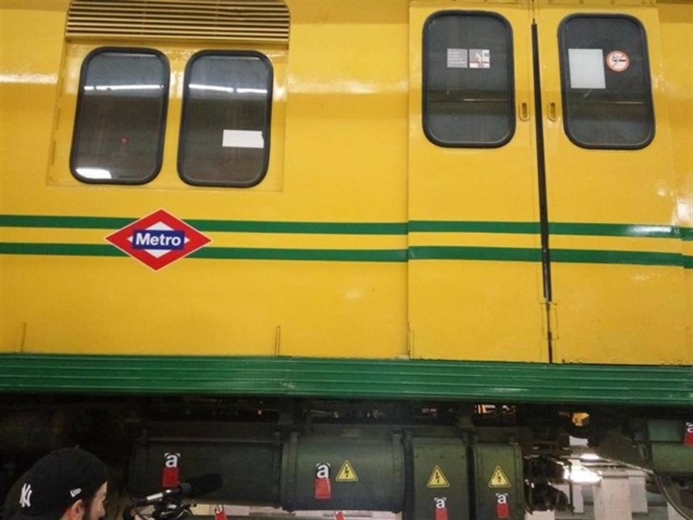 Metro de Madrid localiza nuevas piezas con amianto en dos juntas ubicadas en varias unidades de trenes