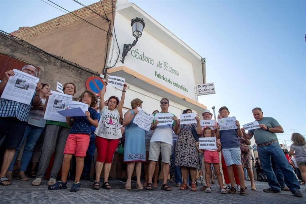 Paterna de Rivera reivindica sus productos tras la alerta por listeriosis