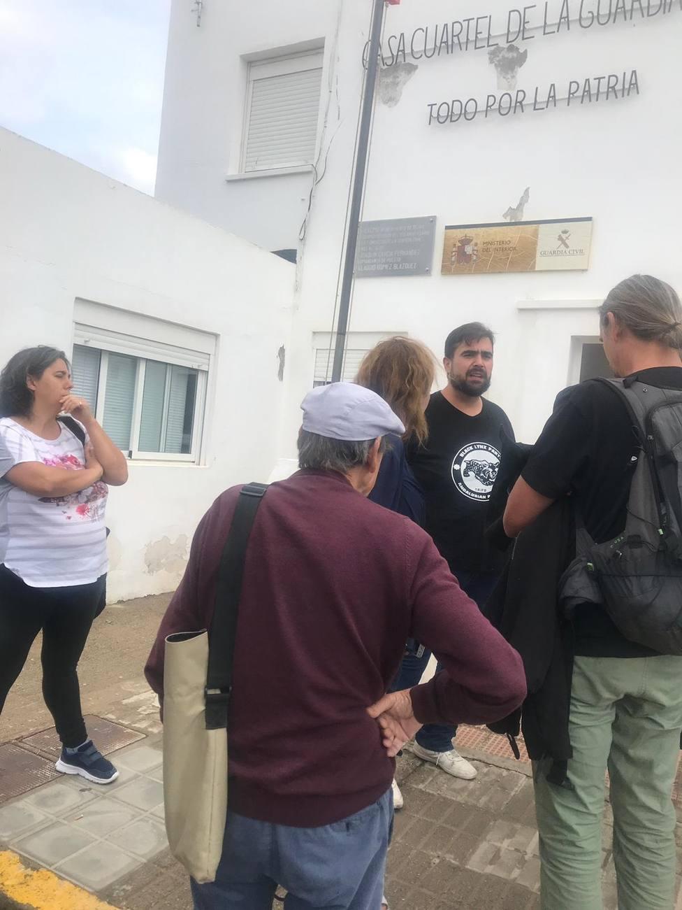 Detienen en Almería al secretario general del SAT al constarle reclamaciones en juzgados de la capital y Estepa