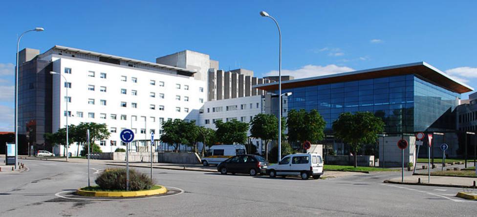 Complejo Hospitalario Universitario de Ferrol. Arquitecto Marcide