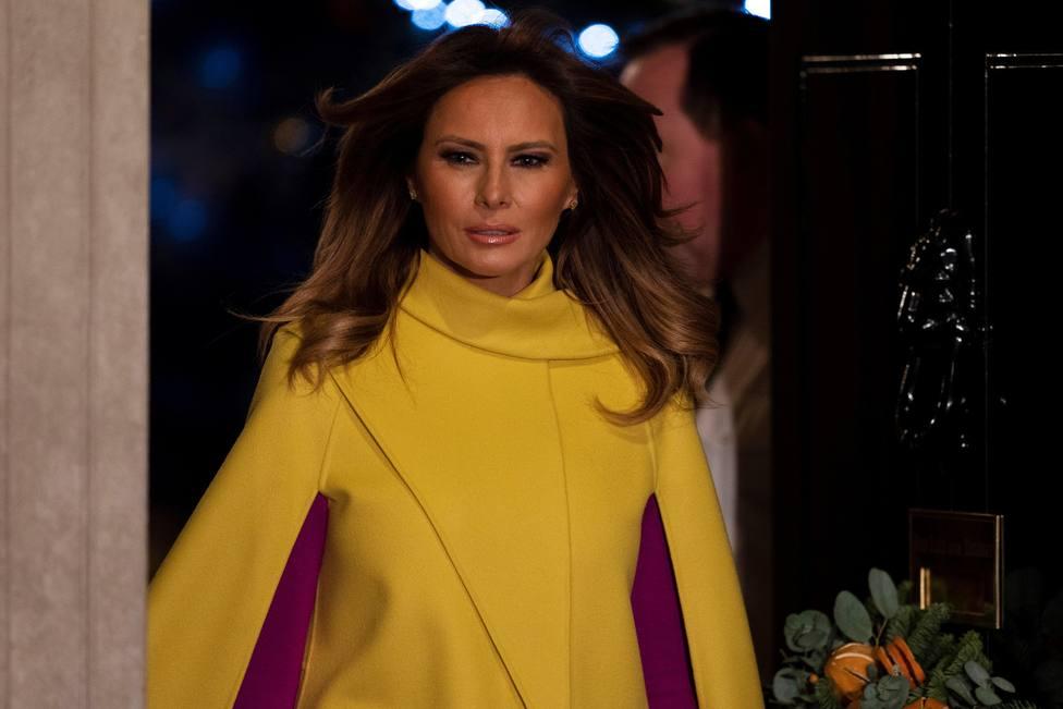 La triste vida de Melania Trump en la Casa Blanca: no puede ni siquiera abrir una ventana