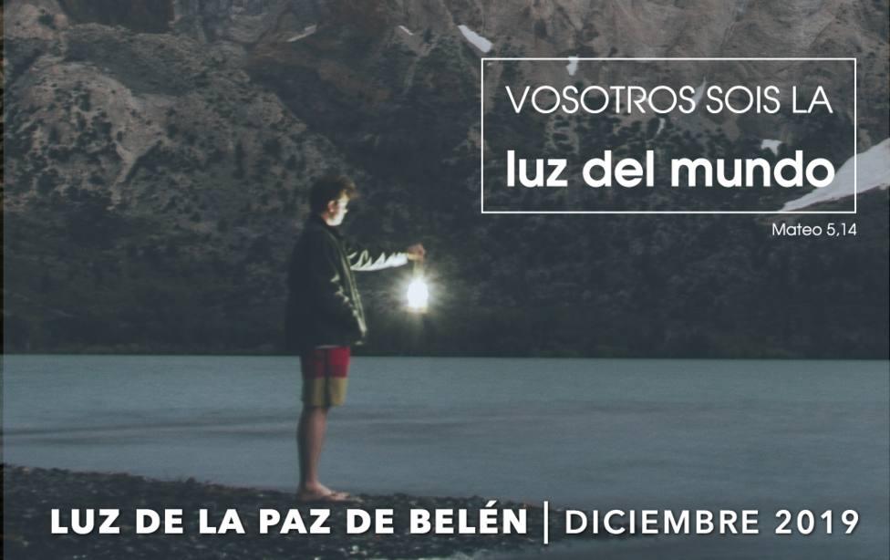 La Luz de Belén llega a España por Castellón