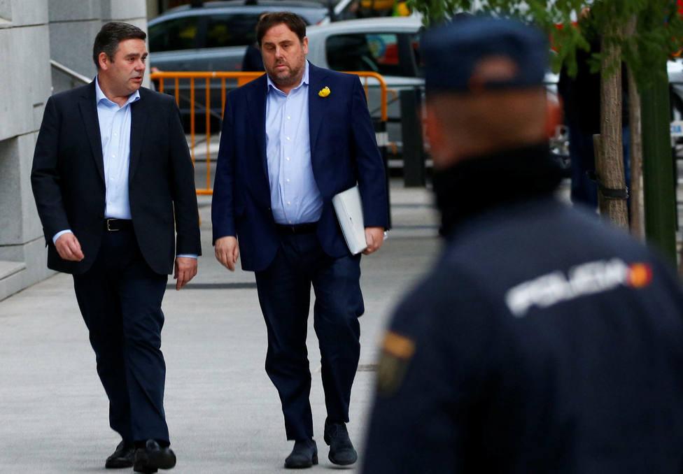 La inmunidad de Junqueras, el balón de oxígeno para que Puigdemont regrese a España y a la política