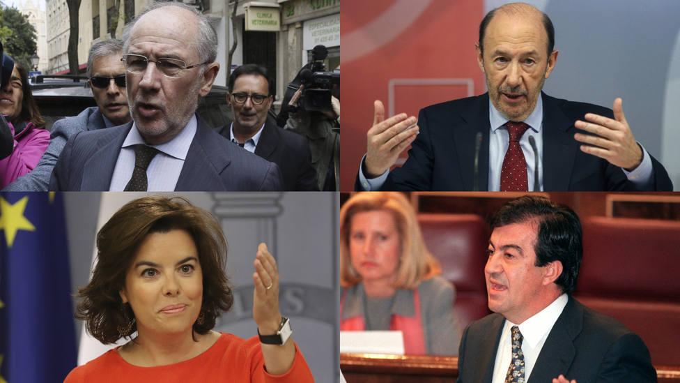 Alfonso Guerra, Rato o Rubalcaba: otros conocidos vicepresidentes del Gobierno además de Pablo Iglesias
