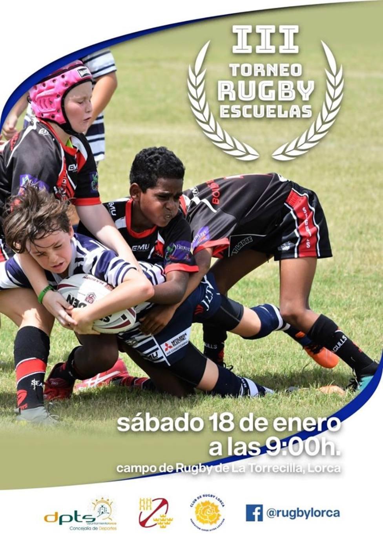 Este sábado, fiesta del Rugby en La Torrecilla