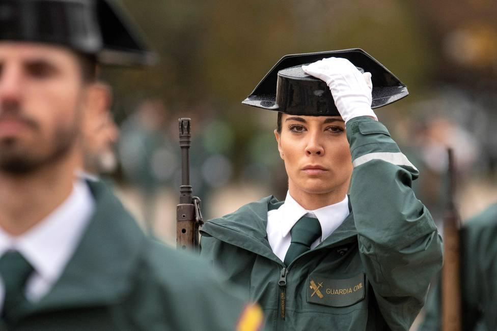 El portavoz de la AUGC sobre la situación de la Guardia Civil en Navarra: Ha sido un jarro de agua fría
