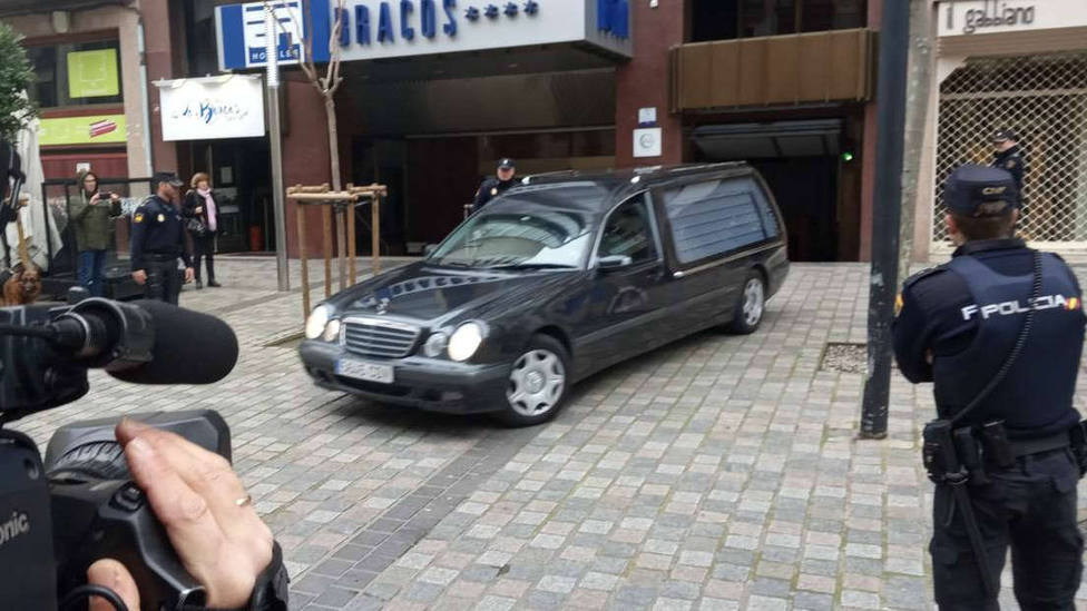 La madre de la niña aperecida muerta en un hotel de Logroño ha intentado suicidarse desde la habitación