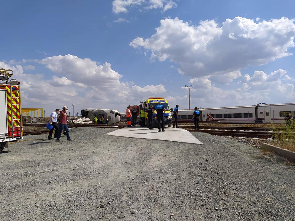 Zona en la que se produjo el accidente en la provincia de Zamora - FOTO: Europa Press