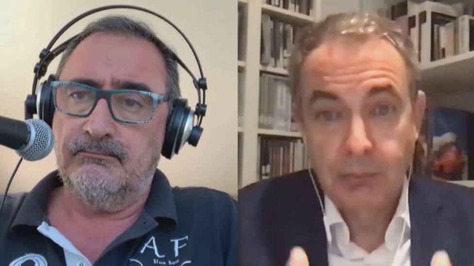Las explicaciones de Zapatero a Herrera sobre el Caso Delcy, entre lo más leído de este lunes