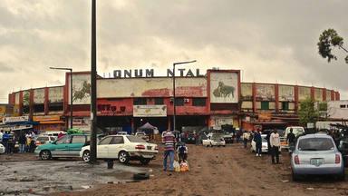 Plaza de toros de Maputo (Mozambique)