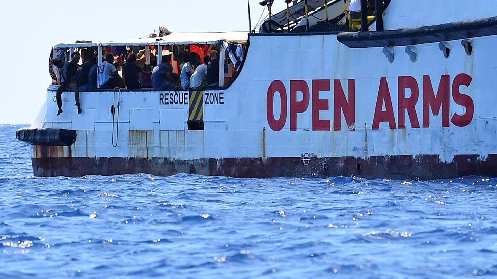 Salvini, que será juzgado por el bloqueo del desembarco del Open Arms: No fui solo yo