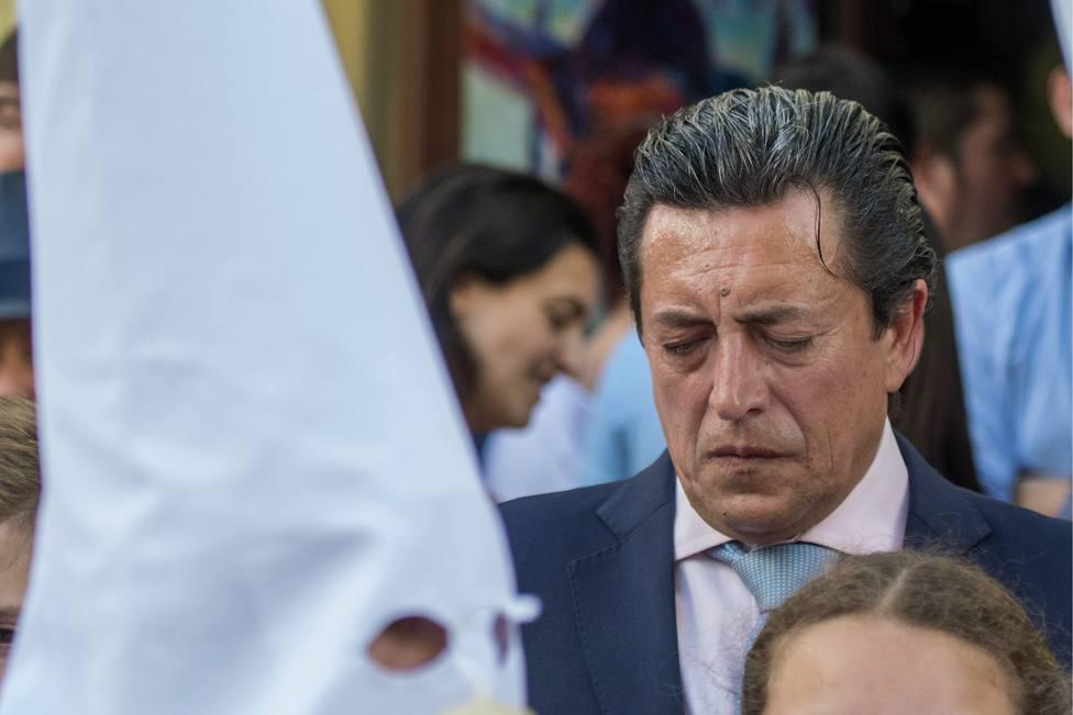 Ernesto Neyra, exmarido de Carmina Ordóñez, ingresa en prisión tras ser detenido