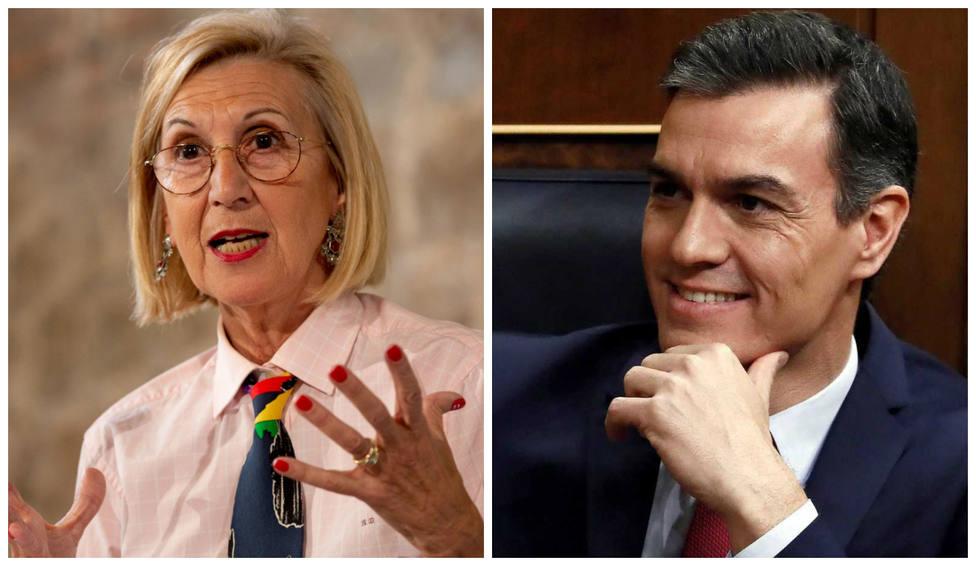"""Rosa Díez tras conocer el destino de la segunda parte de las vacaciones de Sánchez: """"Ni vergüenza ni pudor"""""""
