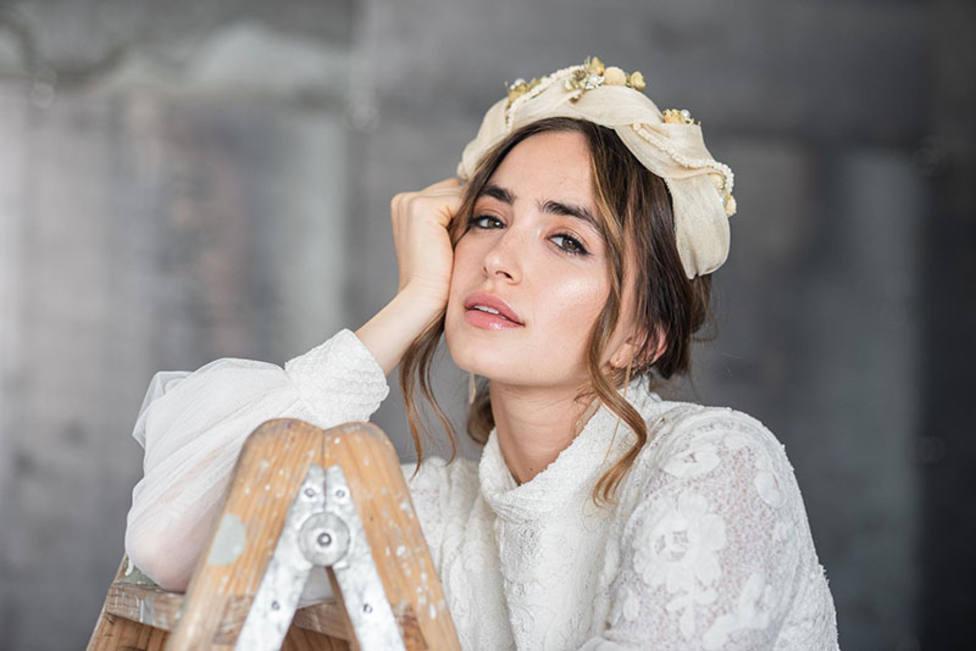 Vestido de novia de Laura Escribano