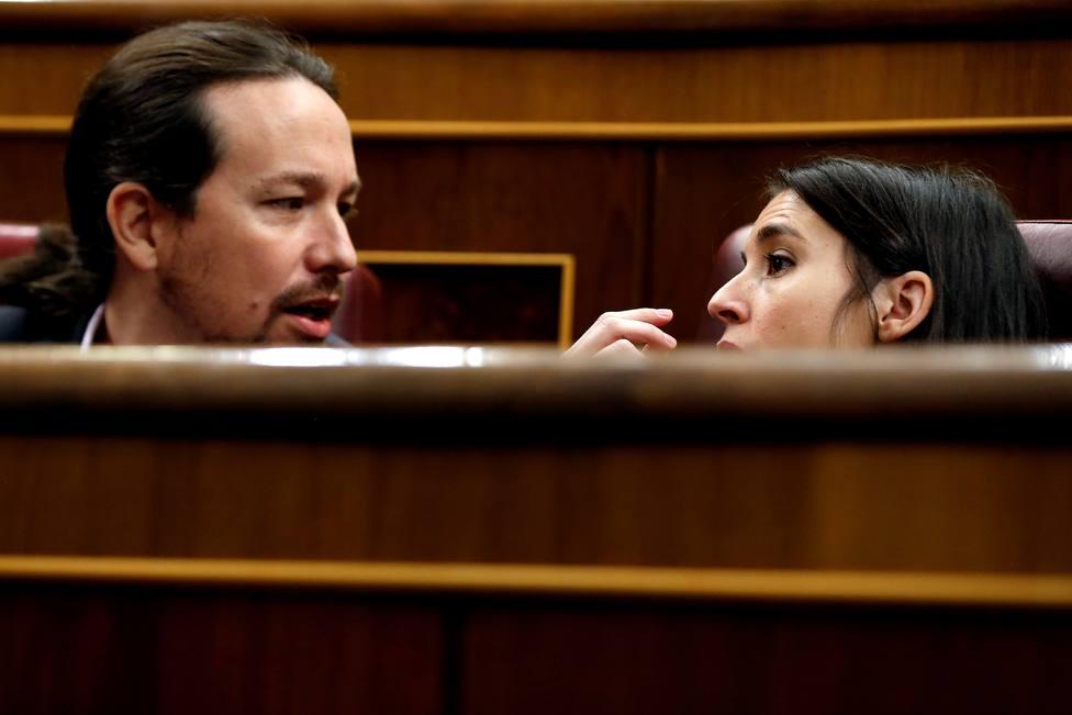 Iglesias y Montero denuncian odio contra sus hijos y otro ataque a su casa