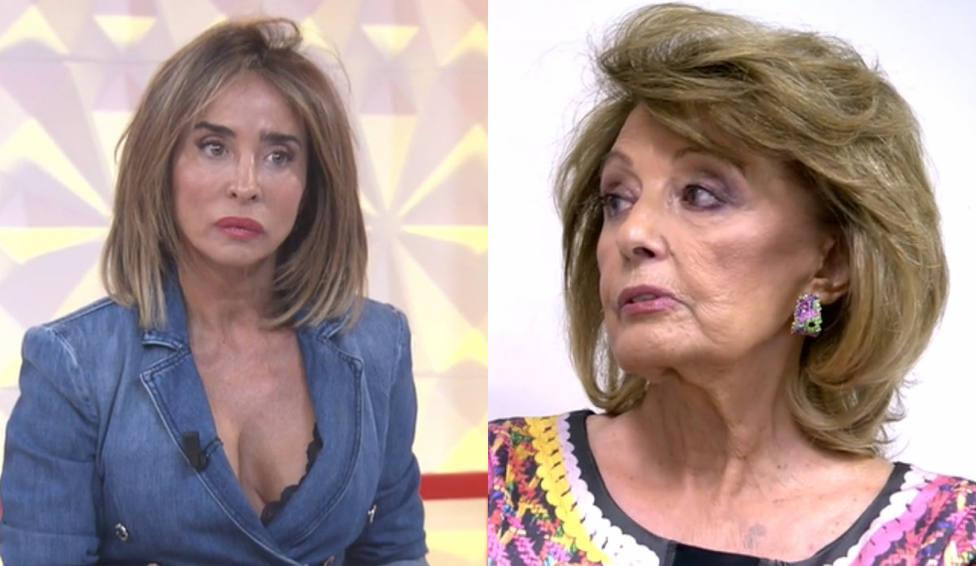 María Patiño y María Teresa Campos (Telecinco)