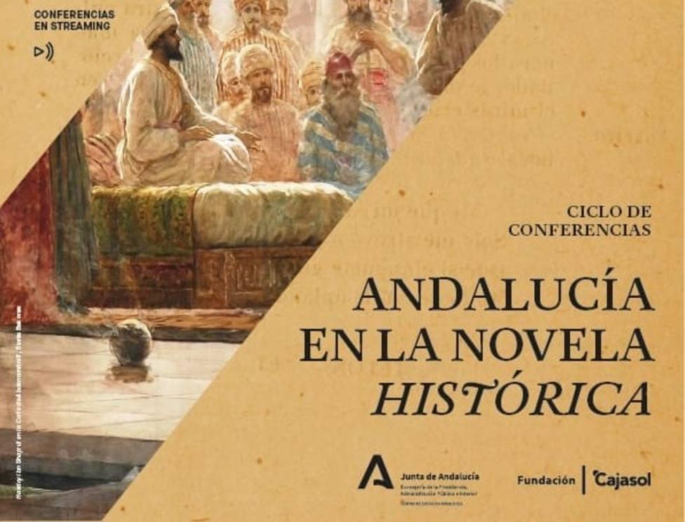 Sánchez Adalid, Calvo Poyato o Santiago Posterguillo abordarán el papel de Andalucía en la novela histórica