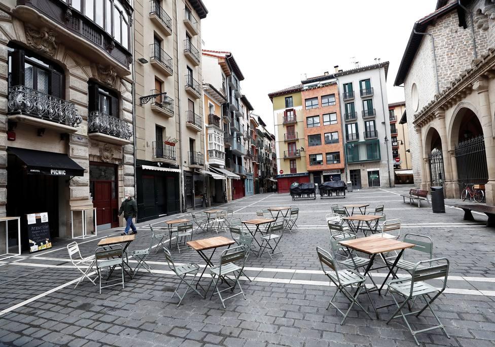 Navarra está a un 7,66% de superar los criterios con los que Illa declaró el estado de alarma en Madrid