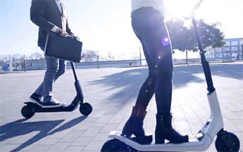Se regula el uso del patinete eléctrico
