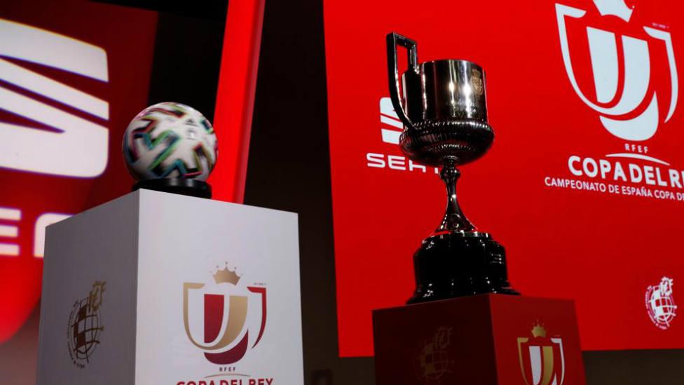 Primera ronda del Copa del Rey