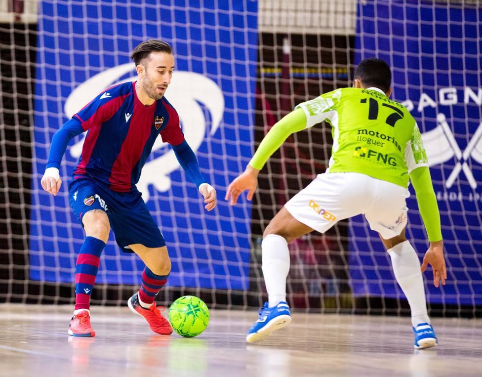 Palma Futsal, nuevo líder (@LUDfutbolsala)
