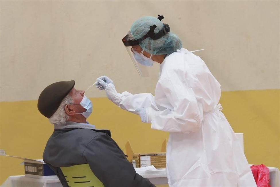 Test de antígenos esta semana en Berja, Vícar, Viator y Benahadux