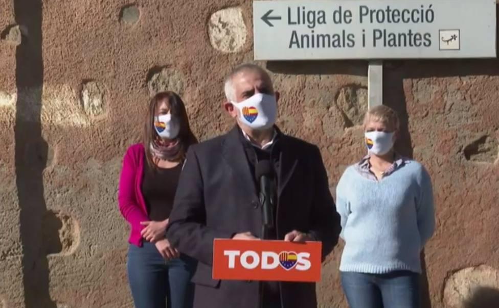 VÃ?DEO: Carrizosa (Cs) acusa al PSC de estudiar impugnar el aplazamiento del 14F por motivos electorales