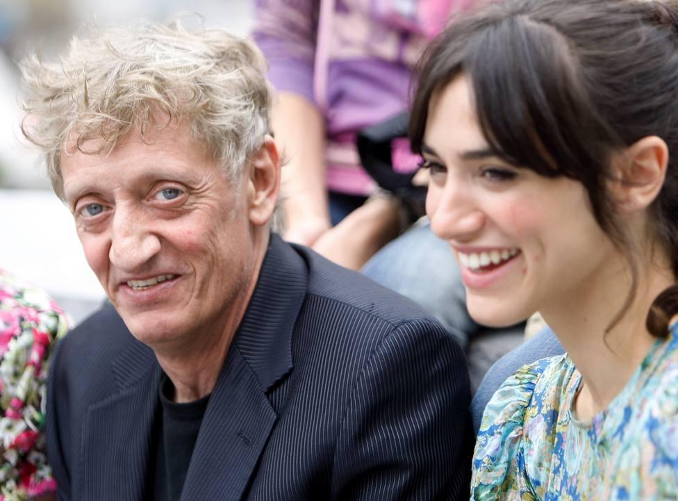 El actor Enrique San Francisco, ingresado con neumonía bilateral