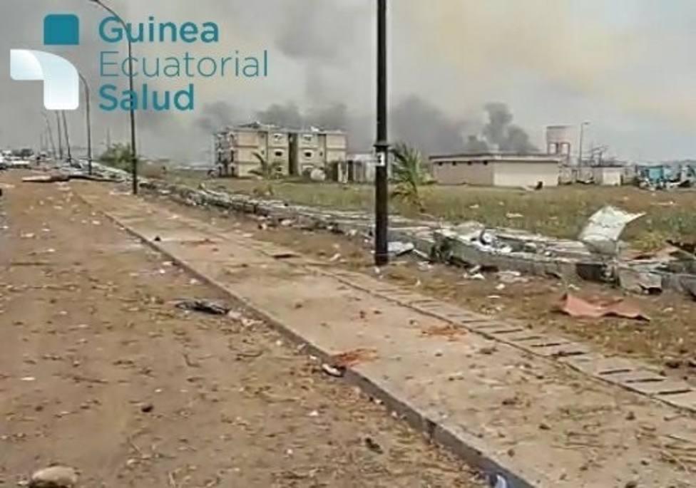 El Gobierno de Guinea Ecuatorial eleva a 31 el número de fallecidos en las explosiones de Bata