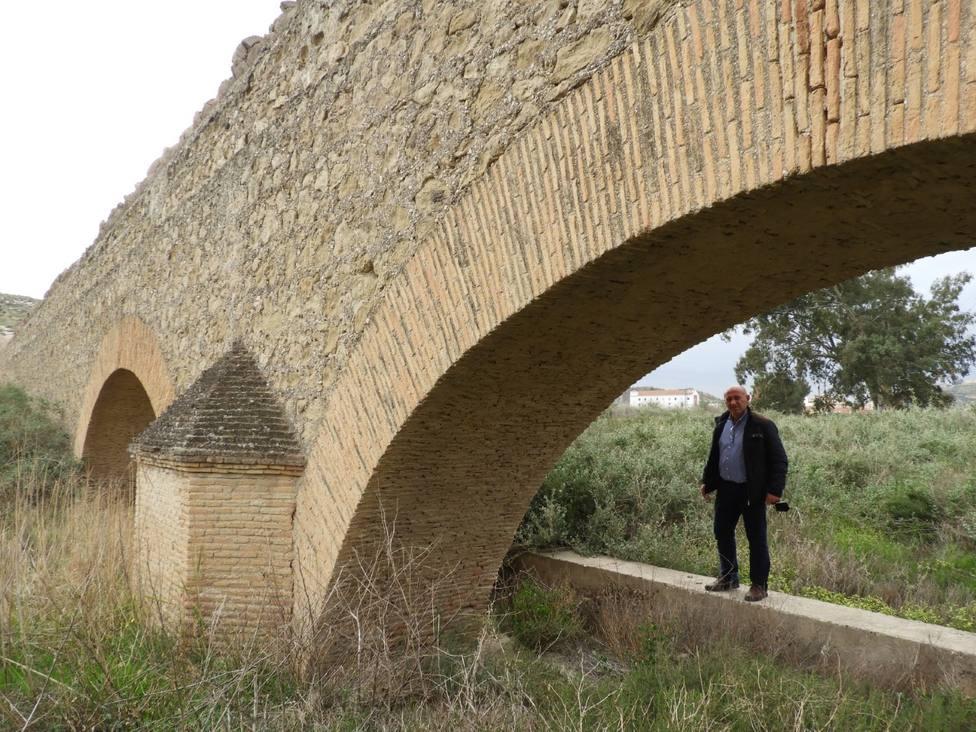 IU exige actuaciones en el acueducto de la Zarzadilla a Lorca