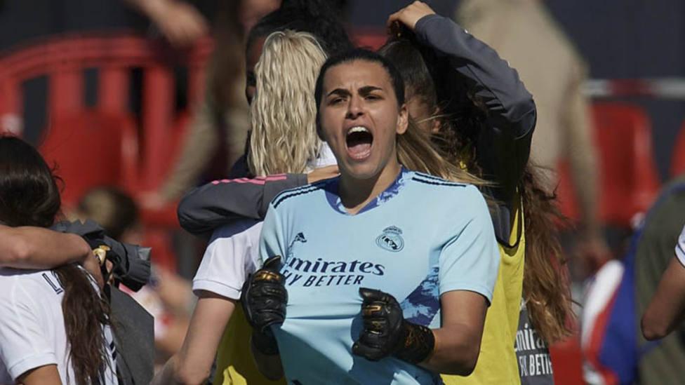 La portera del Real Madrid, Misa, agradece las muestras de cariño: Gracias desde el corazón