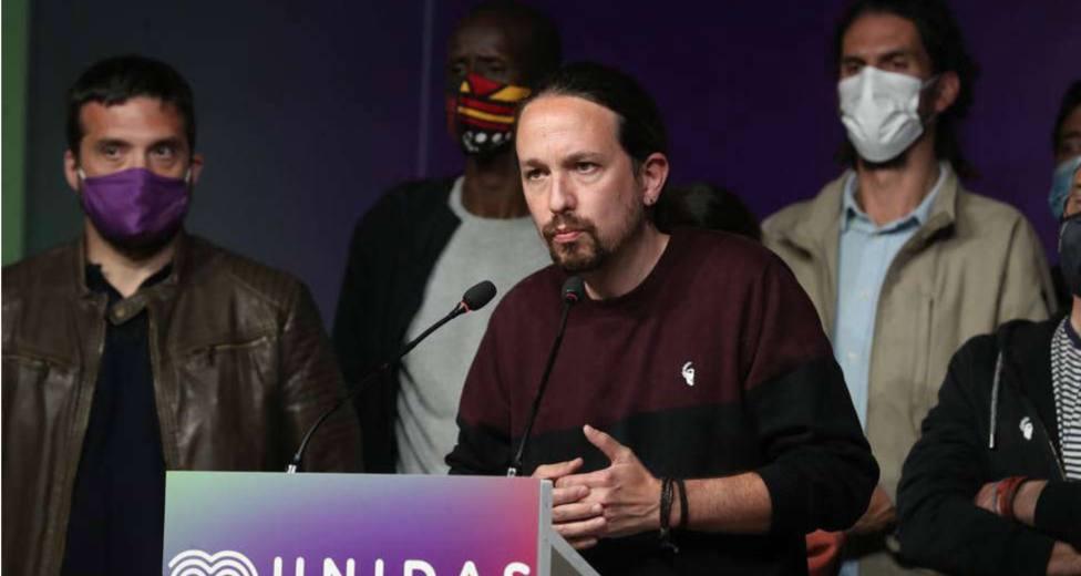Pablo Iglesias anuncia que abandona la política