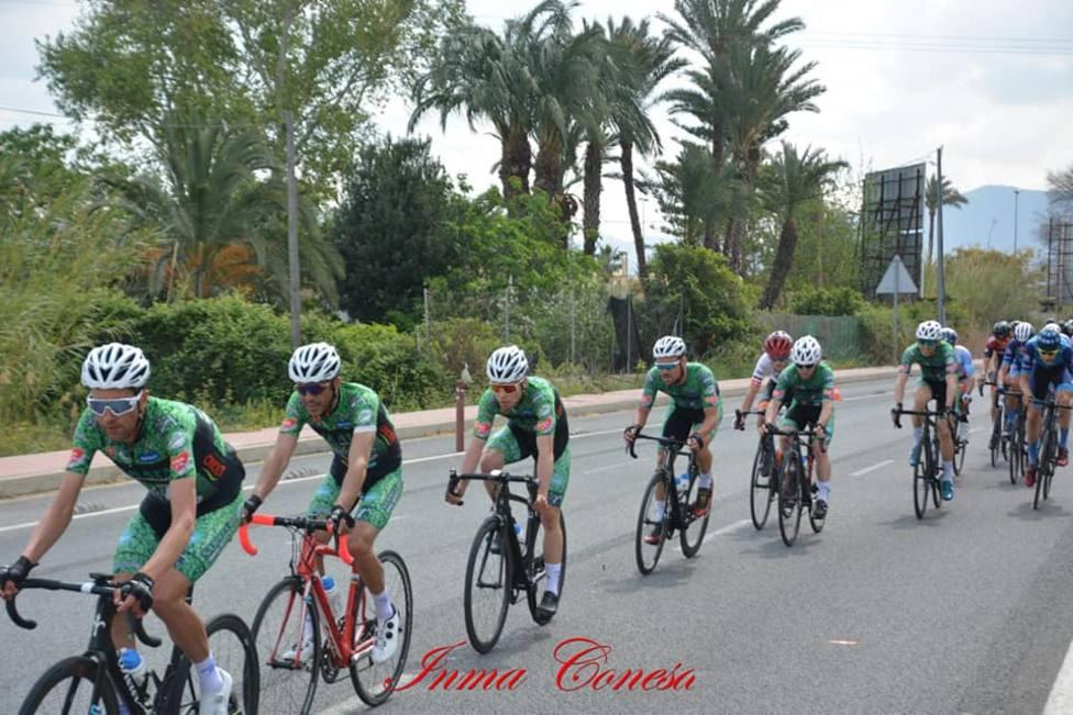 Triple cita para el Brócoli Ciclista