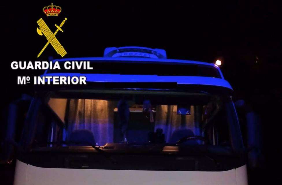 Sucesos.- Investigado por falsedad documental al manipular el tacógrafo de su vehículo en Mascaraque (Toledo)