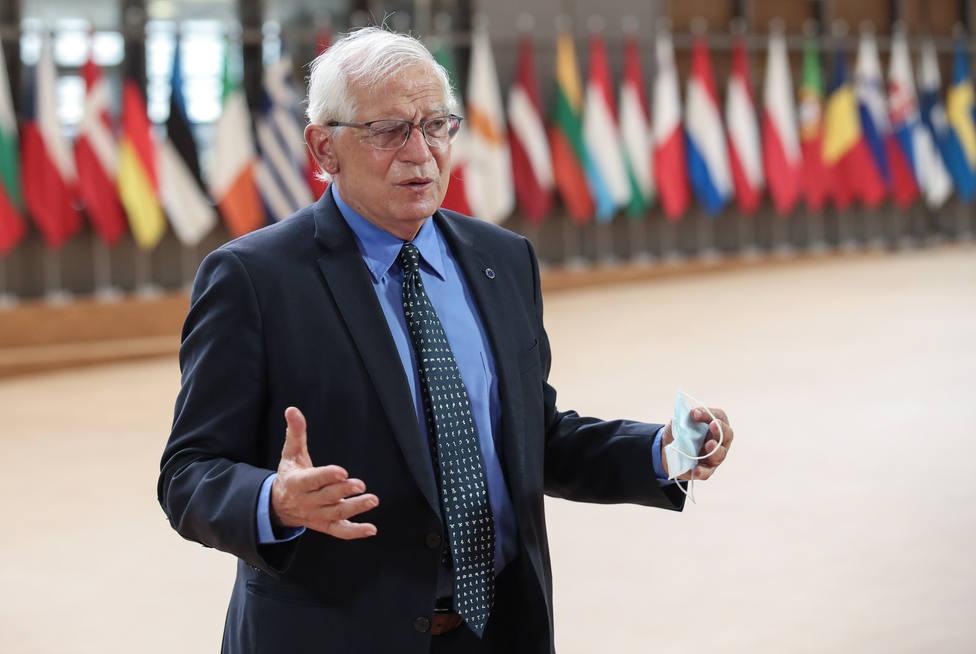 Borrell pide mantener buena relación con Marruecos y pide gestionar la migración a través del diálogo