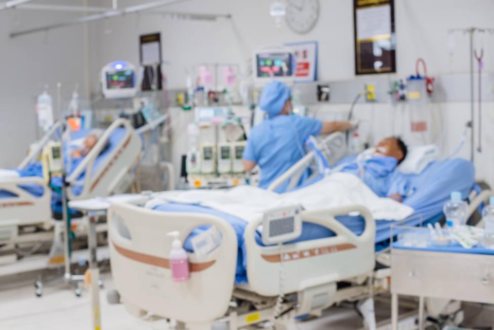 Cantabria tiene 16 pacientes en la UCI