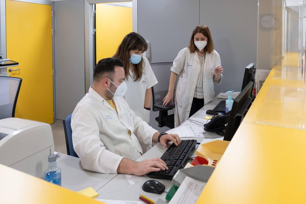 Imaxes do Hospital da Costa
