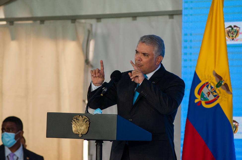 Duque solicita a EEUU que declare a Venezuela como promotor del terrorismo