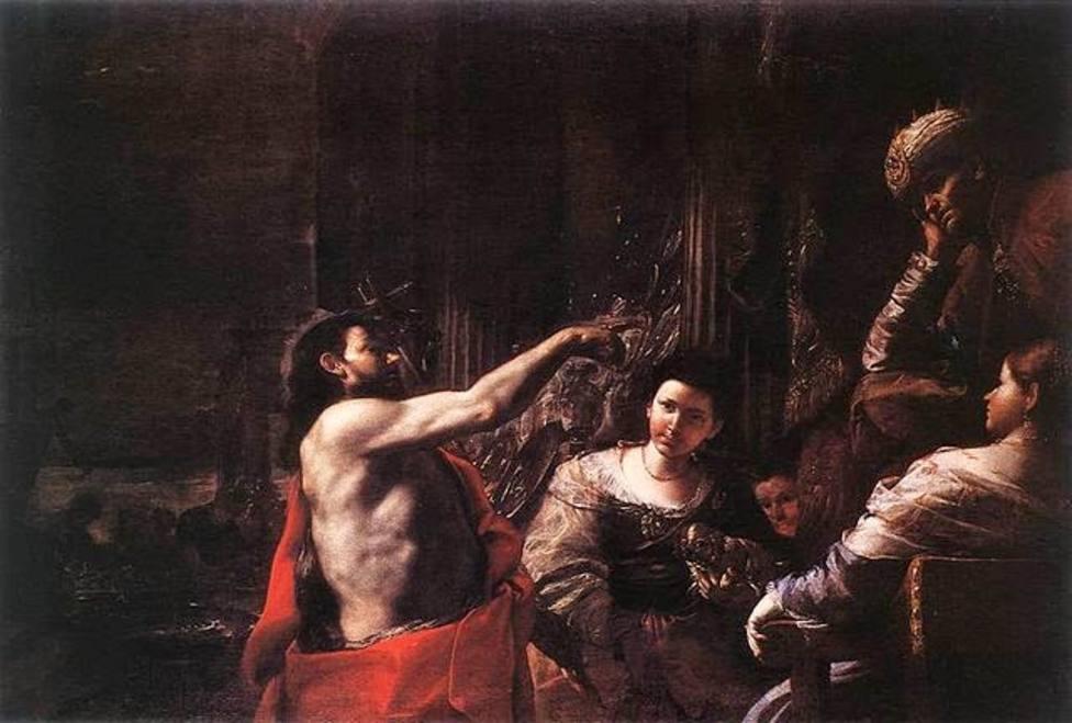 """""""Es Juan el Bautista, que ha resucitado de entre los muertos y por eso actúan en él fuerzas milagrosas"""""""