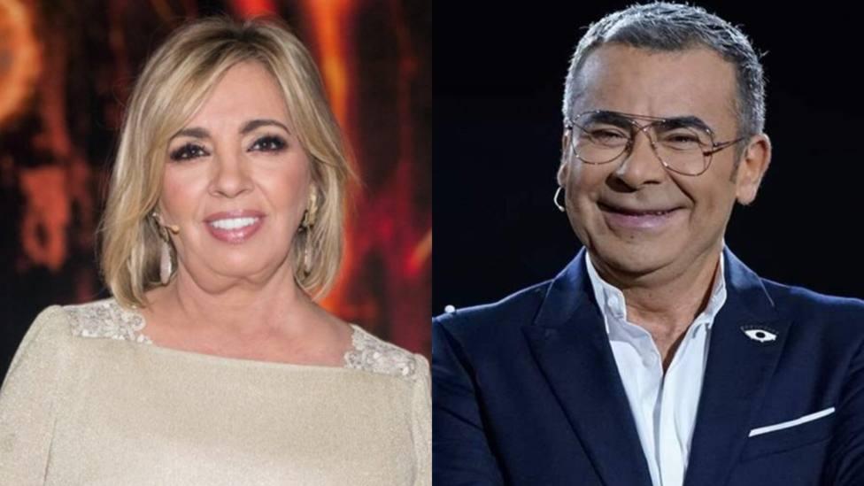 Jorge Javier Vázquez se pronuncia ante la vuelta de Carmen Borrego a Sálvame: Esa mala leche
