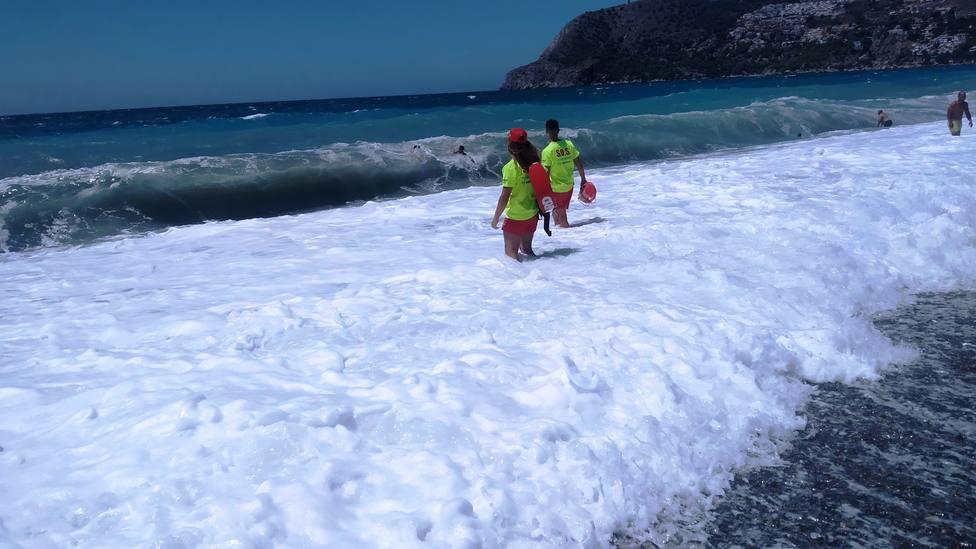 En las playas de Almuñécar y La Herradura no se ha producido ningún ahogamiento este verano