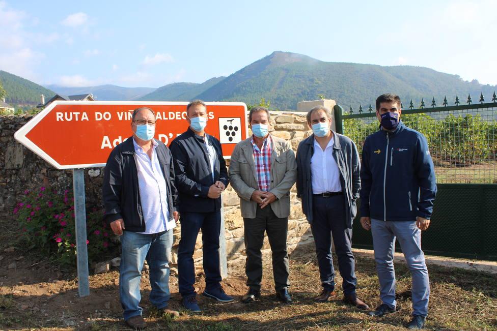 Ruta do Viño de Valdeorras
