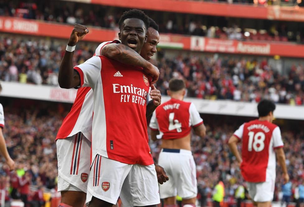 Imagen del Arsenal - Tottenham
