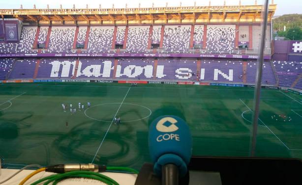 Estadio Nuevo Zorrilla Valladolid