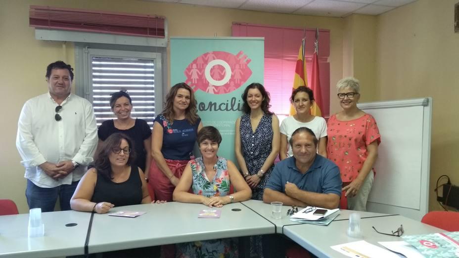 Mesa permanente del proyecto Concilia